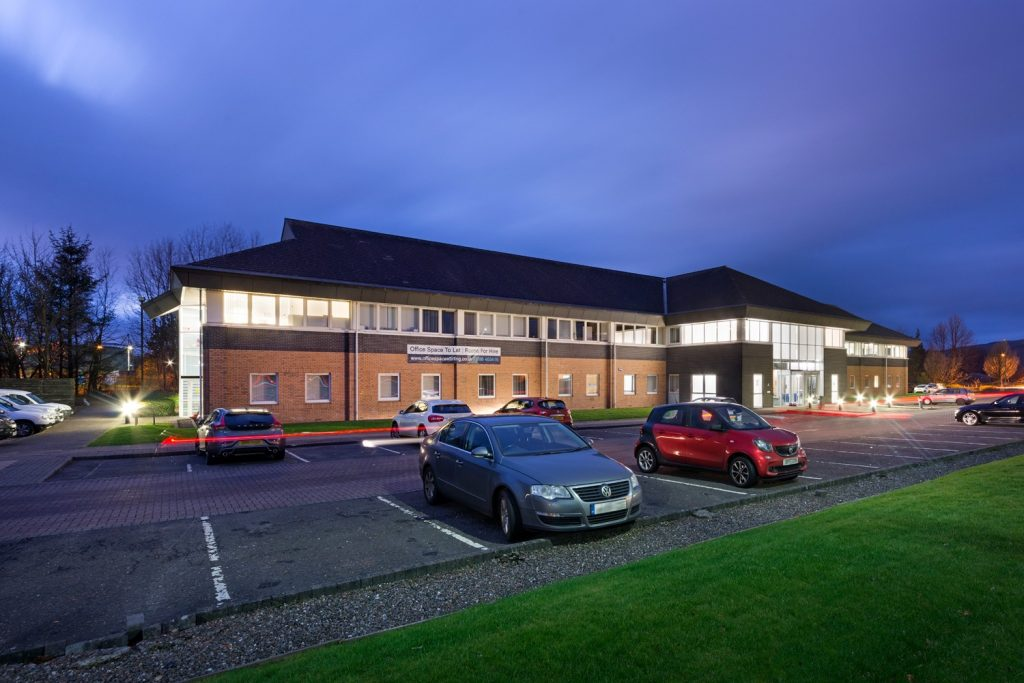 Enterprise House Offices Stirling