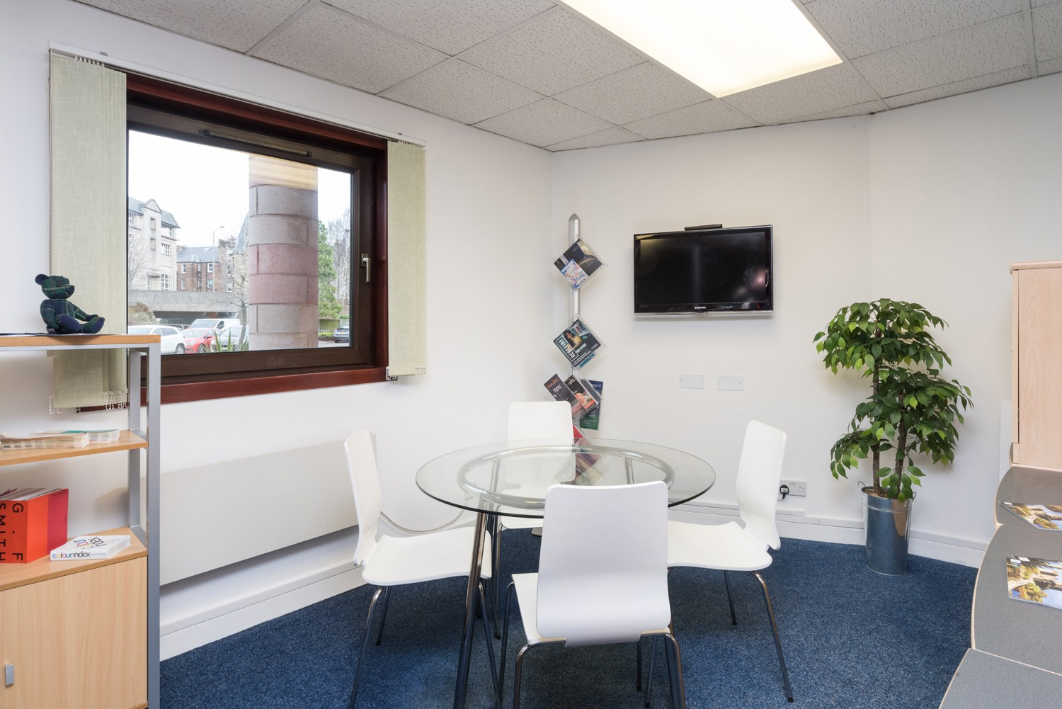 Office Space Meeting Space Stirling Business Centre Property