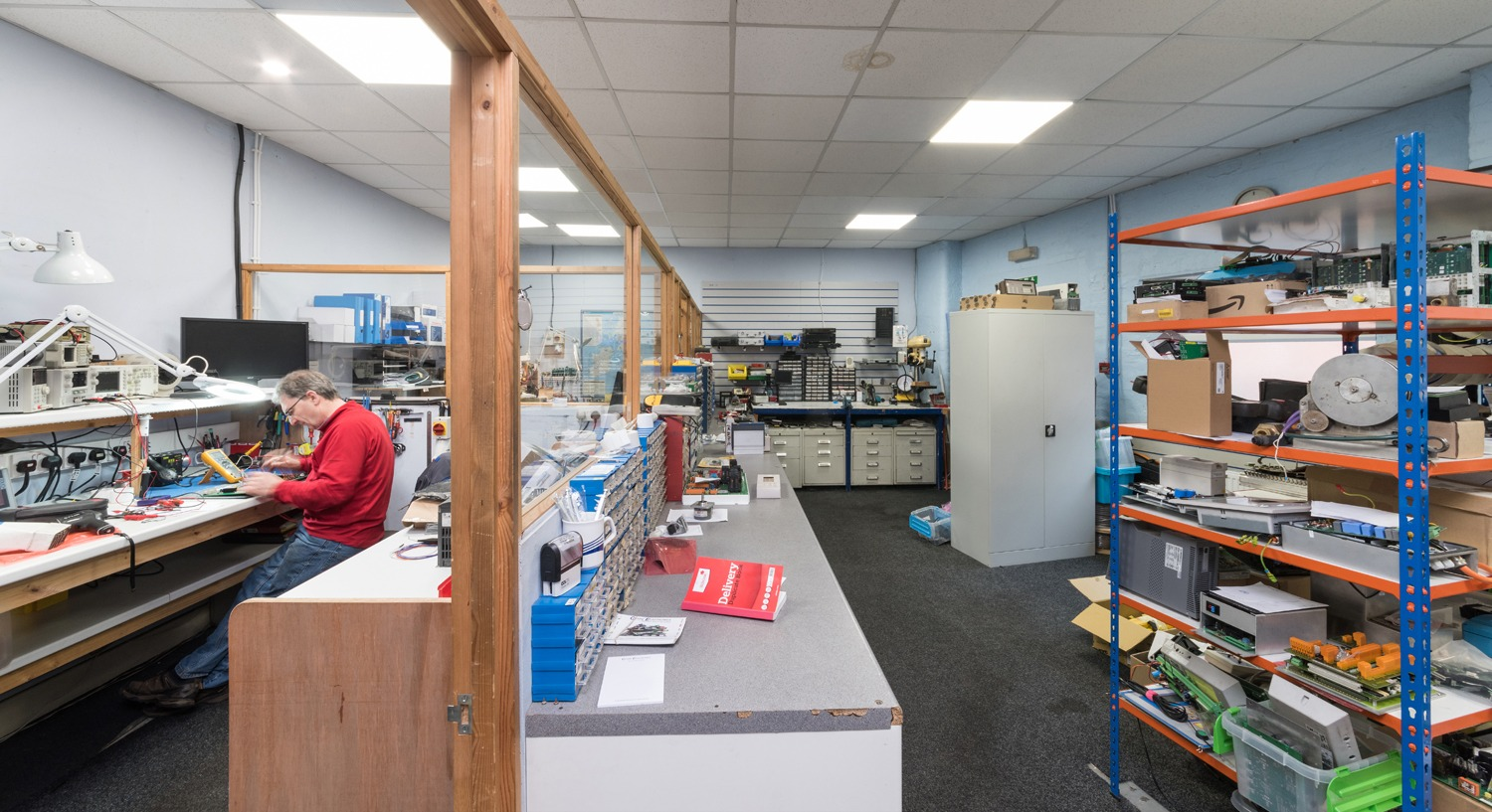 Stirling Enterprise Park Large Work Space Office and Unit Comercial Property
