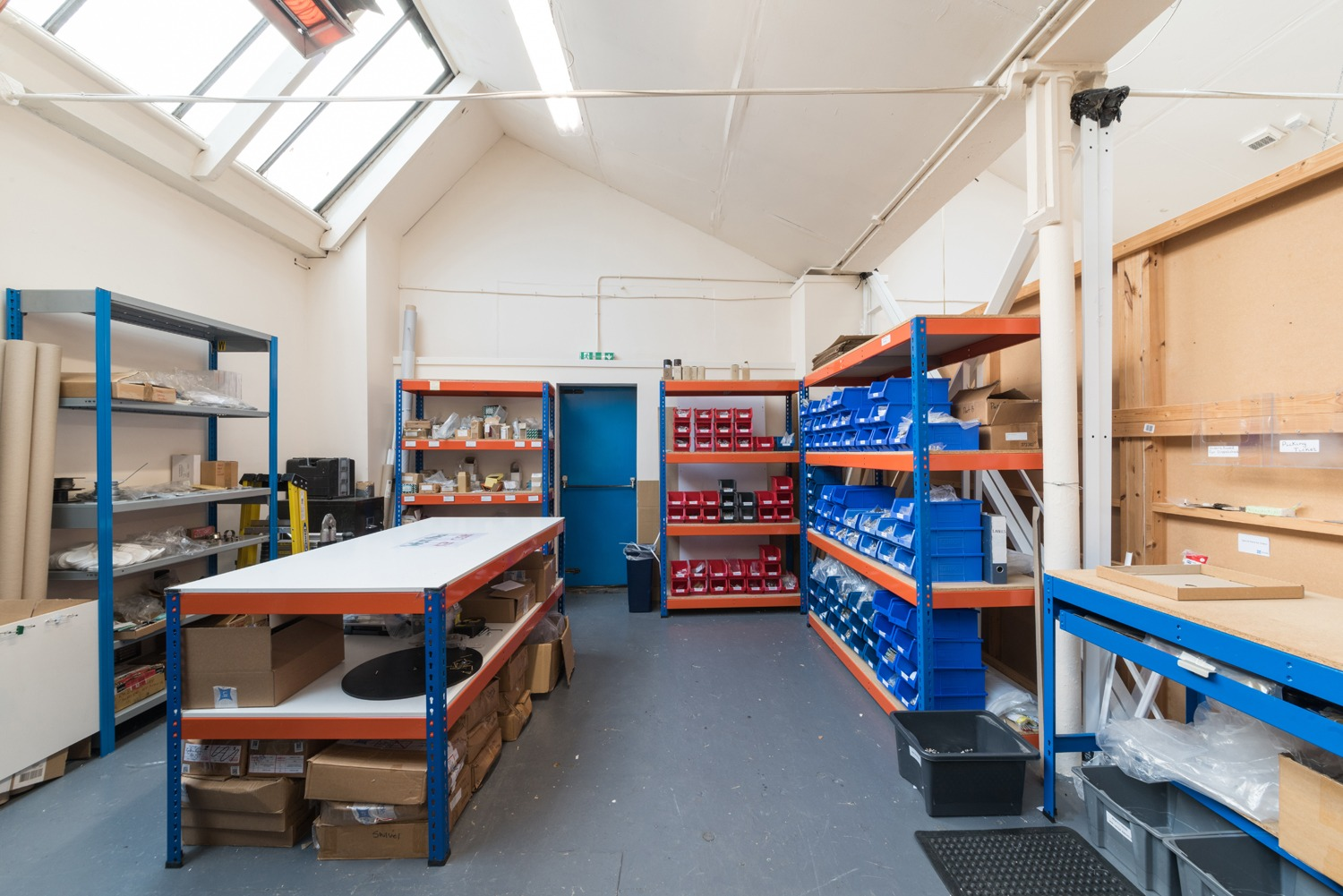 Stirling Enterprise Park Large Work Space Office and Unit Storage Space